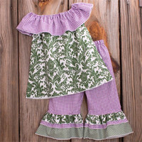 China Manufacture Children Outfits Cute Baby Clothing Wholesale