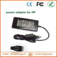 Wholesale Alibaba 18.5V 4.9A 90W AC Adapter/Power Supply for HP Compaq Business Notebook NC Series with UL/cUL,GS,CE,BS