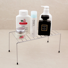 Chrome kitchen/Bathroom metal Wire Shelving Rack