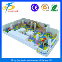 Professional soft play supplier free design high quality indoor kids playground equipment for sale