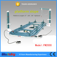 FM2000 good selection vehicle collision repair/frame machine/car pulling tool