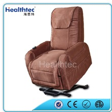 D05 Leather America Style Lift Cheers Recliner Sofa Chair