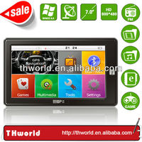 HOT SALE 7 INCH ROAD NAVIGATOR WITH 8GB MEMORY TRUCK GPS MAP ONLY $35.50