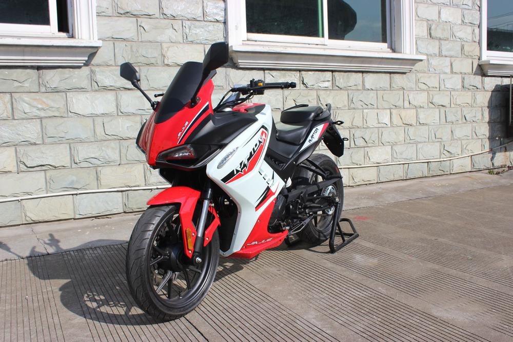sports racing motorcycle 125CC 300CC