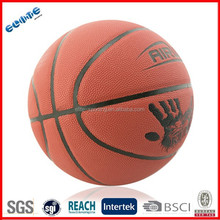 PU best street basketball in different sizes