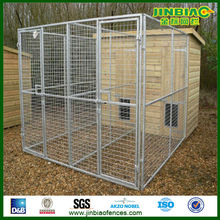 heated dog kennel (install the demolition of convenience)