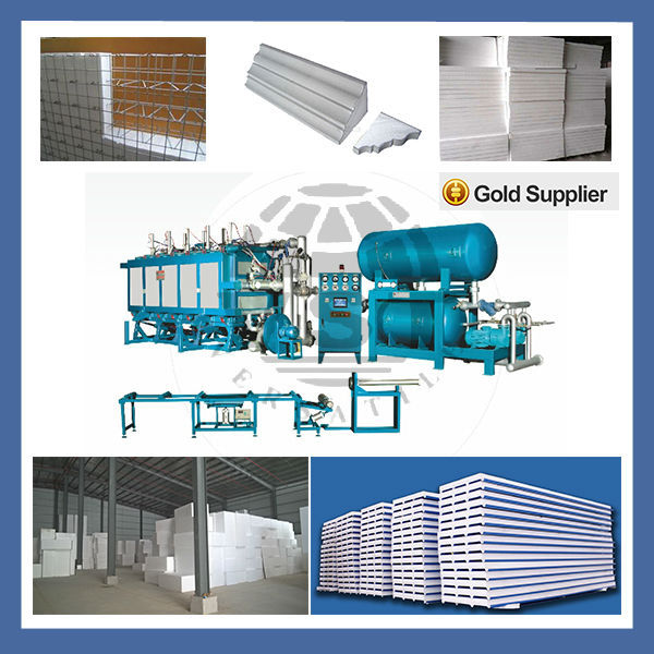 High Efficient EPS Foaming Board Production Machinery