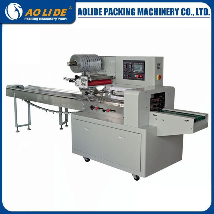 Saving time and film electric packing machines for sugar sachet