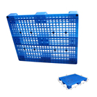 Washable and ecofriendly single faced 4 way plastic pallet