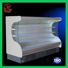 remote compressor refrigerator for supermarket display