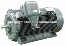 YB2 high-voltage H355-560 electric motor 185KW-1800KW