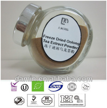 oolong tea powder