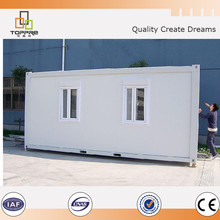Folding modular container house, prefab home, dormitory and office use