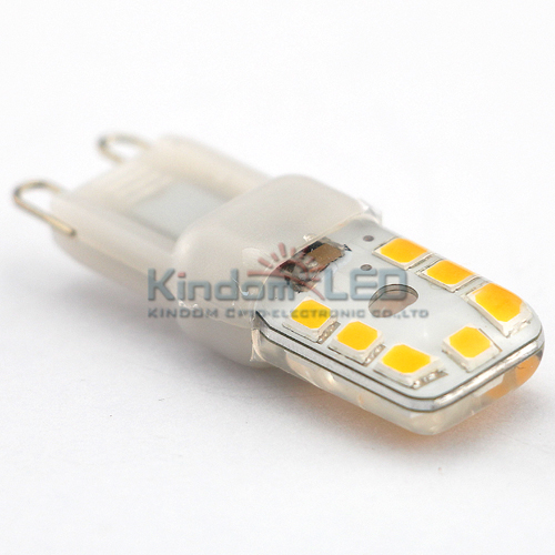 G9 Led Light PF>0.9 Silica Glue Dimmable 360 Degree 2.2W 14PCS 2835SMD
