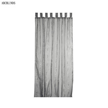 Black out curtain net fabric blinds for spain style