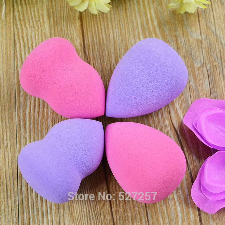Fashion Make Up Foundation Cosmetic Sponge Puff Flawless Beauty Makeup Tool