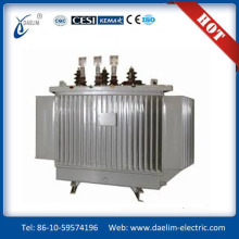 S9 Series Oil Immersed Power Transformer 33 KV 50 KVA