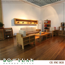 Hot sale Engineered bamboo zebra wood flooring/bamboo floor