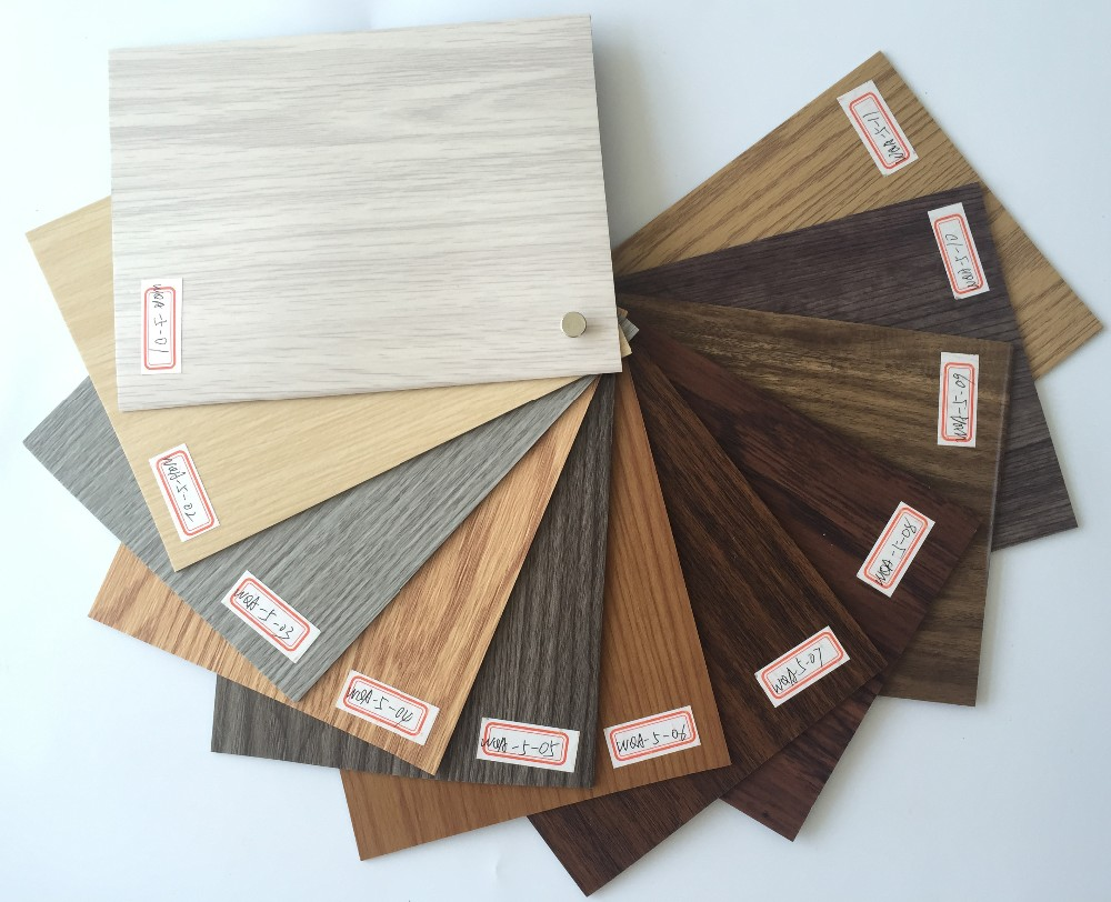 All color with UV Coating 2.0mm waterproof durable plank PVC vinyl flooring