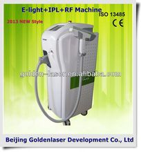 www.golden-laser.org/2013 New style E-light+IPL+RF machine beauty accessories for women