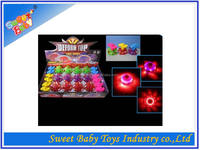 2014 New Funny Flash Battle Spin Top,New Design Spin Top Toy W/ Light & Music,Funny Spin Top