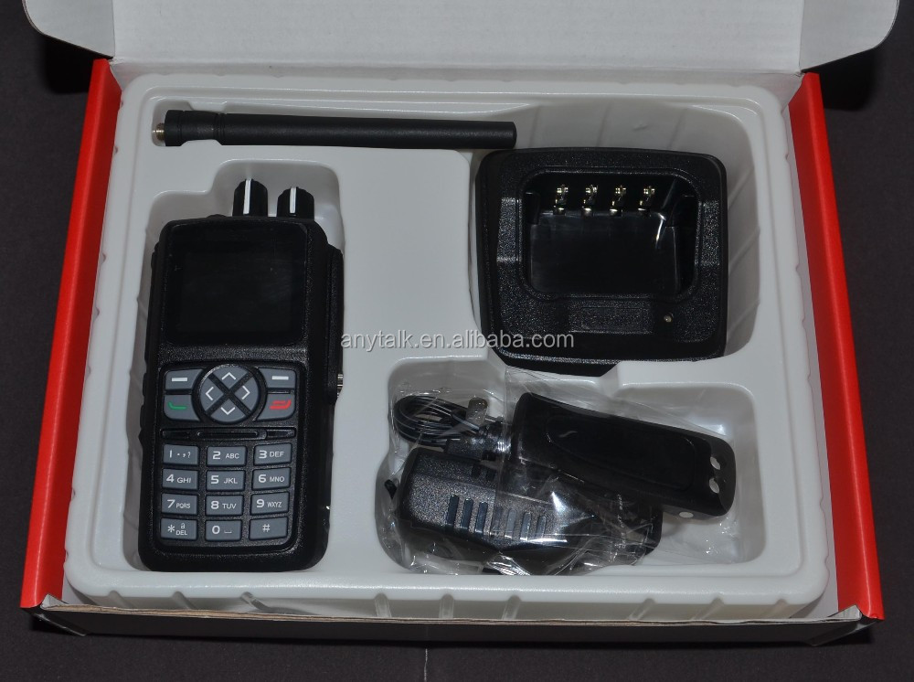 ANYTALK DM-980 AMBE3000++ DMR digital portable radio