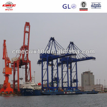 Customized made long reach crane with GL certification