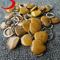 Nice heart shape fashionable crystal keychains crystal jewelry, for wedding gifes