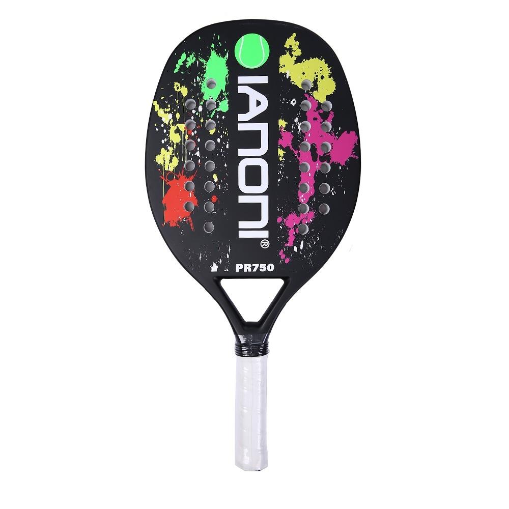 High Quality Carbon Beach Tennis Racket Custom paddle tennis racket