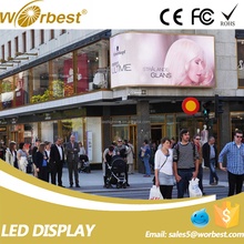 Cabinet p4.81 Outdoor HD rental LED Display screen building advertising billboard