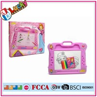 ABC-182637 Drawing Toys Set Type and Plastic Erasable Drawing Board For Kids Lucky Toys Role Play Toy