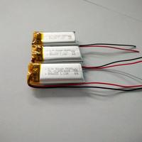 3.7v 300mah li-polymer battery button cell battery li-ion battery pack 3.7v 300mah