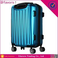 Manufacture price abs+pc trolley suitcase factory price kids trolley suitcase 20 inch trolley suitcase in stock