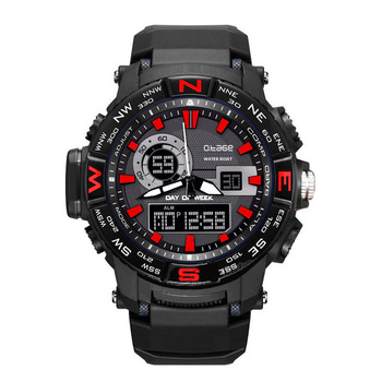 low cost wrist water resistant watch manufacturers in china