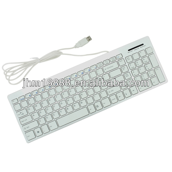 Apple Style Keyboard for Mac Windows with Numeric Keypad Full Sized