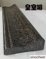 Tan Brown Granite Moulding, platforms, window sills