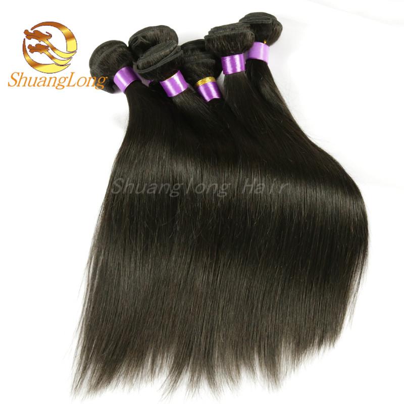 Wholesale Ethiopian Virgin Hair European Hair Extension 100 Human