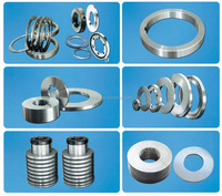 CNC machining parts for gear , retainer , bolt , pins