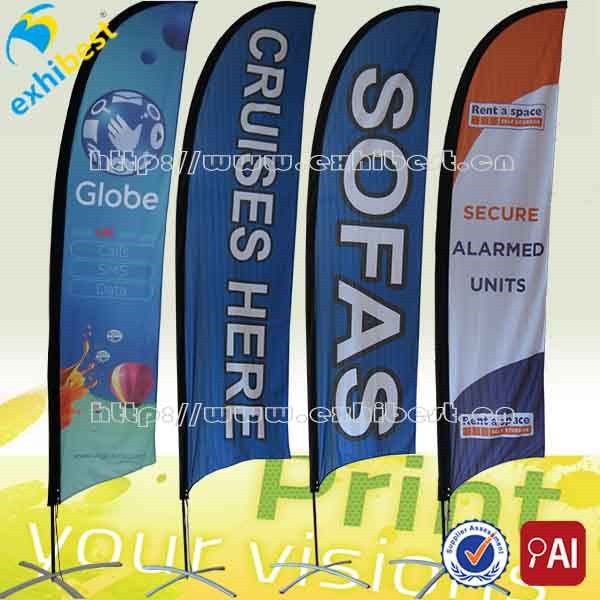 Outdoor Promotion Garden Flags Beach Flag Banner