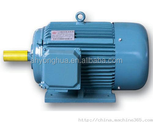 Variable Pole Multi-speed 2 pole 3hp 3-phase electric ac motor