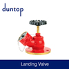 2.5inch oblique fire hydrant valve manufacture for fire fighting
