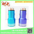 OEM New custom 3 usb Car charger for slim tablet pc adapter