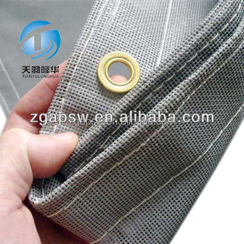 Polyester Vertical Construction Debris Netting