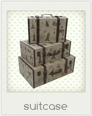 Container design Wooden Trunks and wooden storage boxes