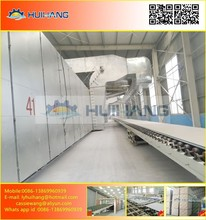 fireproof gypsum board manufacturing plant / Fireproof gypsumboard machine
