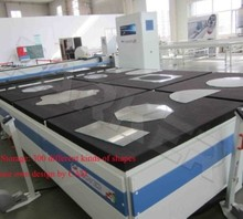 CNC Glass Cutter for Insulating glass/ same to Bottero Machine