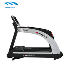 MBH Latest Patent Design New Concept Commercial Treadmill for Gym Equipment