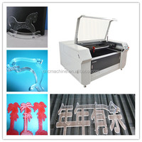 60W-150W Laser cutting machine with UP-Down table looking for independent sales agent