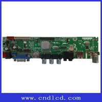 LED/LCD TV Mainboard with HDMI +Audio+USB +VGI