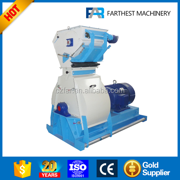 Corn Grinding Hammer Mill Machine For Chicken Feed